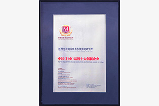 荣获第10届亚洲品牌盛典十大创新企业