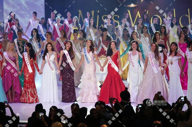 2014世界小姐总决赛