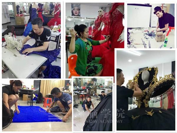 深圳美发化妆培训学校