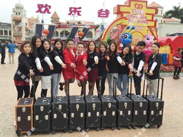 深圳首脑收费最便宜的化妆学校