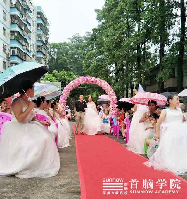 首脑学院邀你见证最浪漫的婚礼!