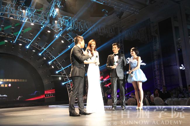 熊黛林出席第十四届深圳服交会开幕式晚宴