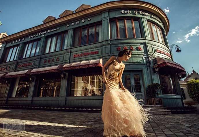 薇拉高端婚纱摄影