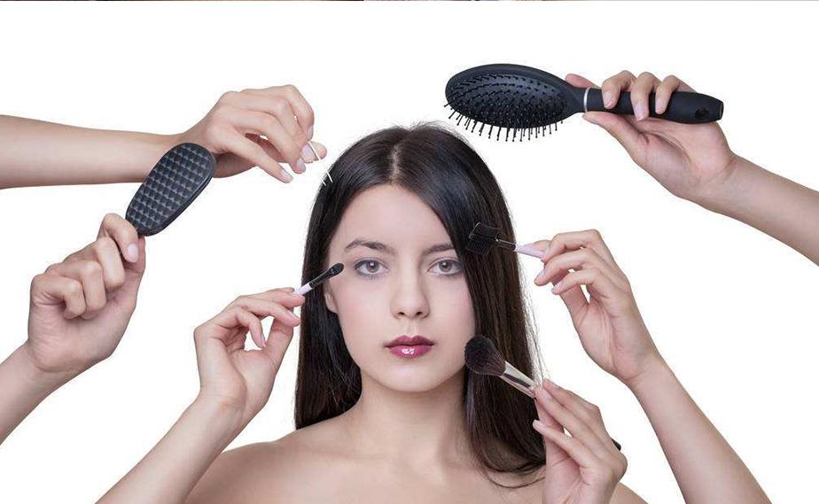化妆研修班课程