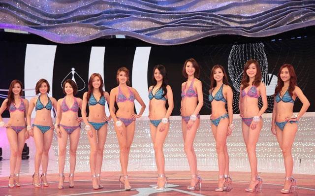 2017香港小姐竞选