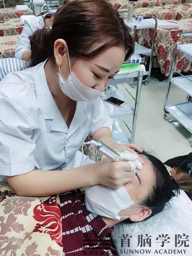 皮肤管理培训