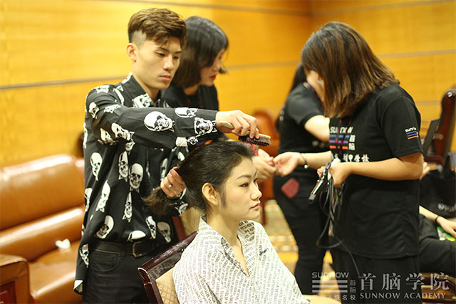 中国最好的美发学校