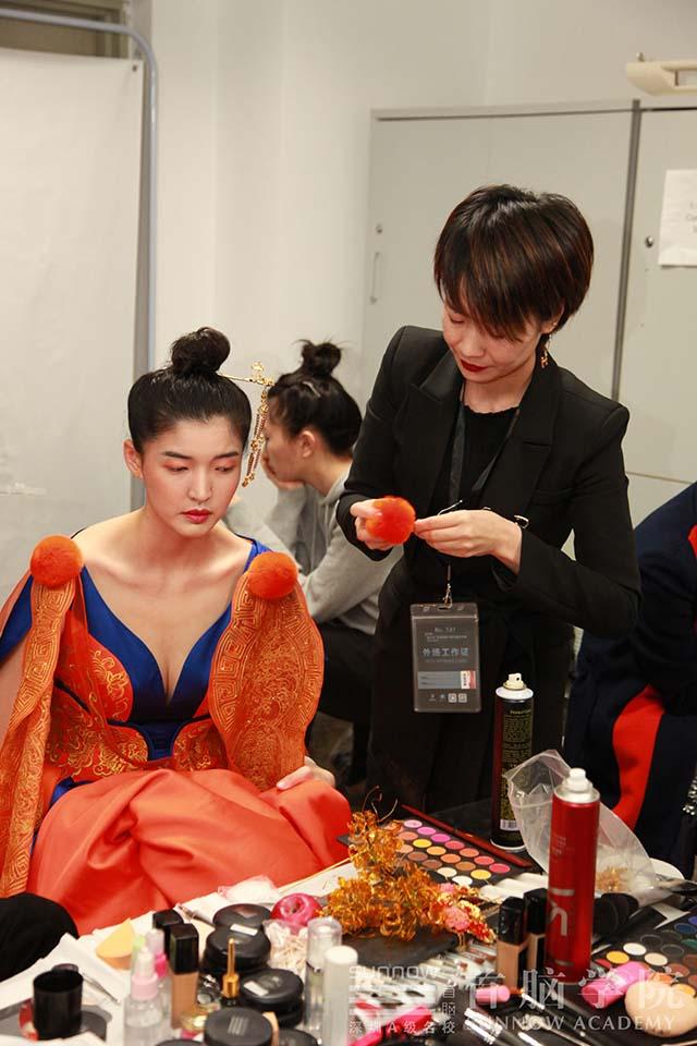 化妆培训班