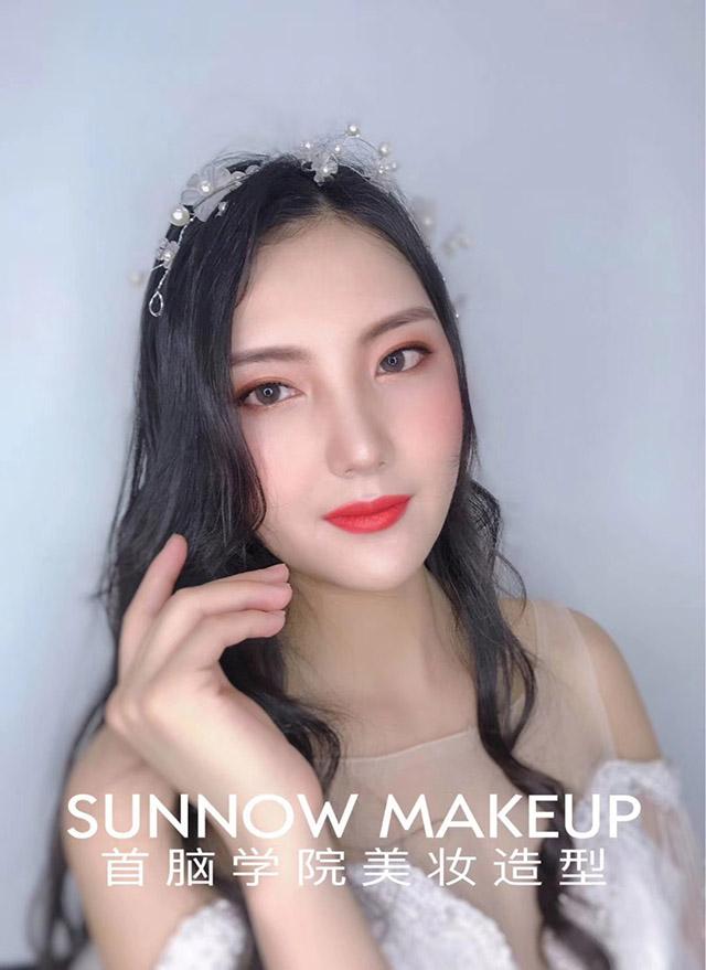 化妆学校培训