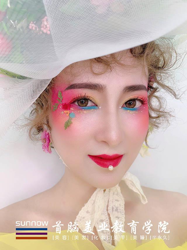 深圳最好的化妆培训学校是哪个