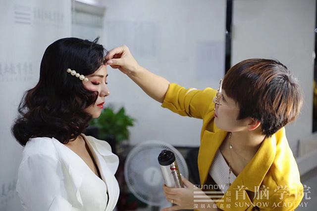 化妆造型师培训学校