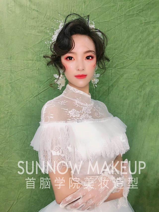 深圳的化妆培训班