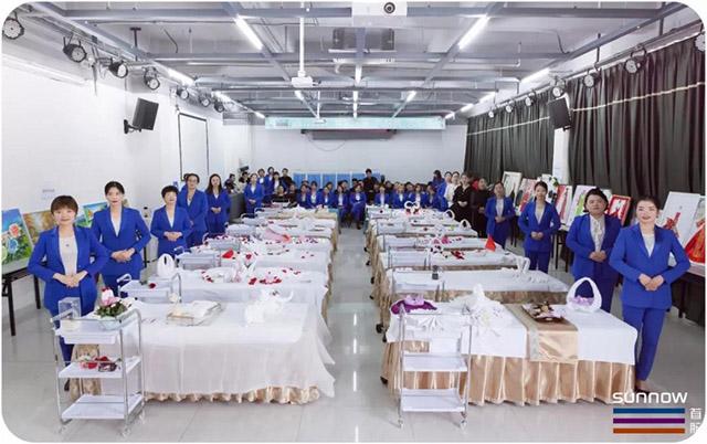 2019龙8娱乐网页版学院文体艺术节在33日以技艺展示