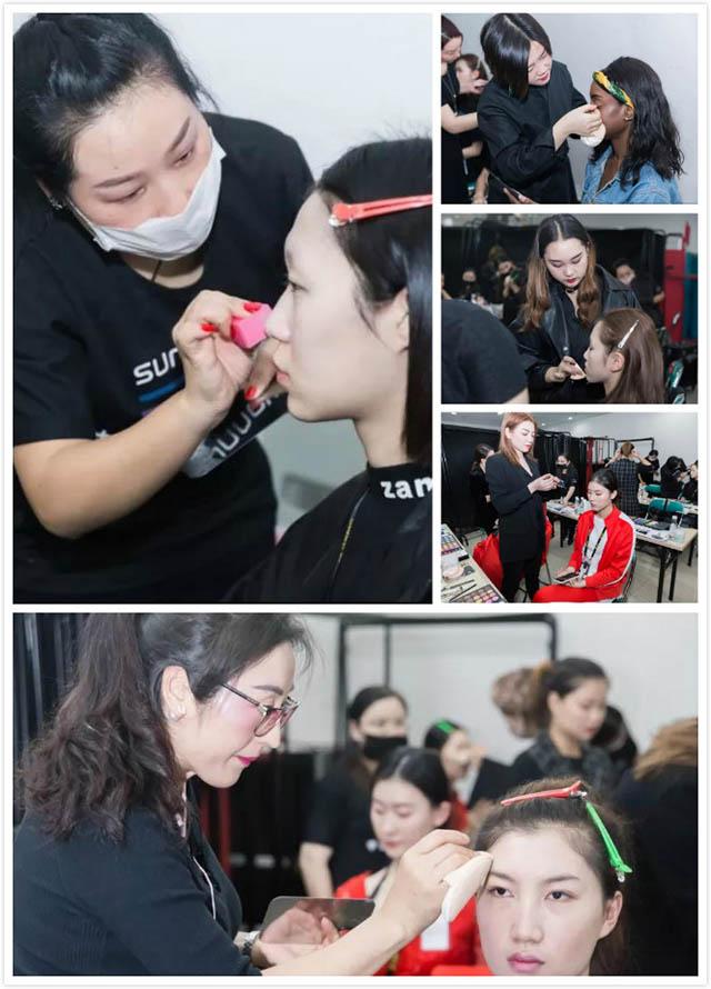 化妆造型机构