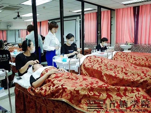 深圳首脑美容培训学校