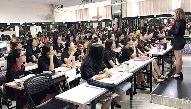 深圳化妆学习班哪个好