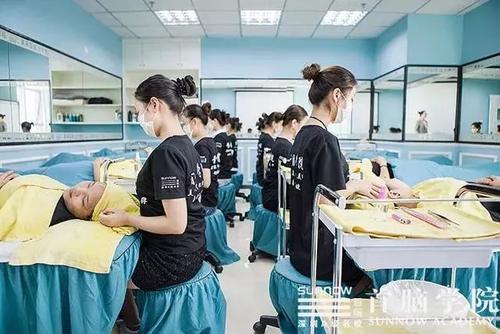 深圳美容培训学校哪家强