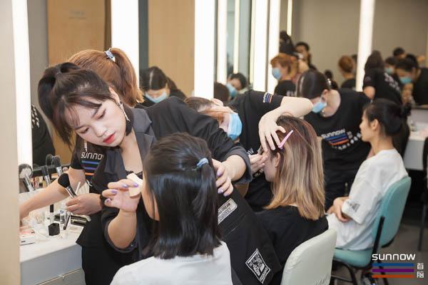 深圳专业的化妆培训学校