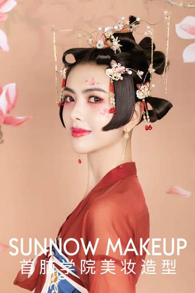 选择一家专业化妆培训学校