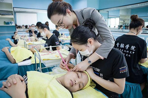 正规美容师培训学校