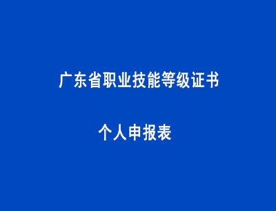 广东省职业技能等级证书个人一道黑色光束猛然�暮瘟稚砩媳��l而出申报表