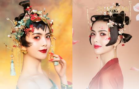 新古风化妆造型课程