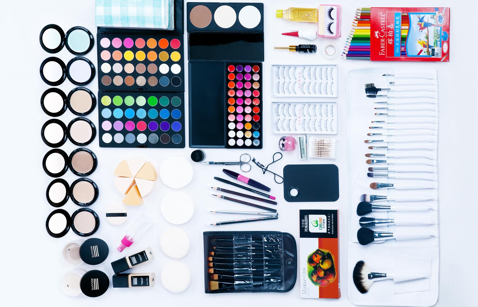 化妆基础课程