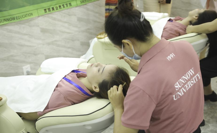 头皮管理课程